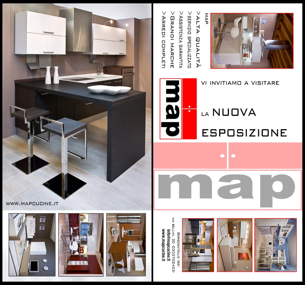 Advertising publications - Map cucine borgosatollo bs ...